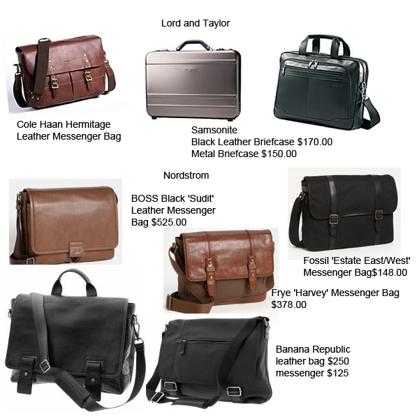Manly Monday: the man bag – Lifestyle of a Fashionista