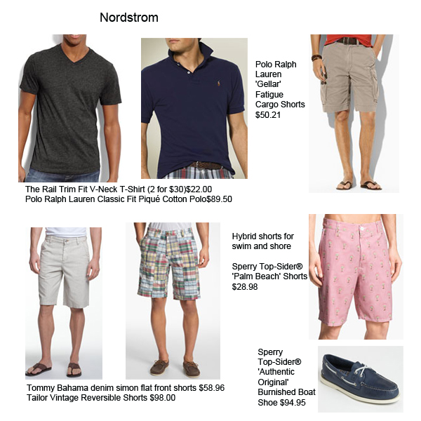 mens shorts nordstrom