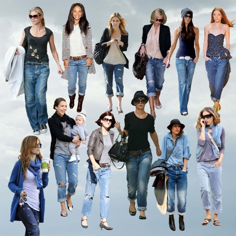 How-To-Wear-Boyfriend-Jeans-For-Women
