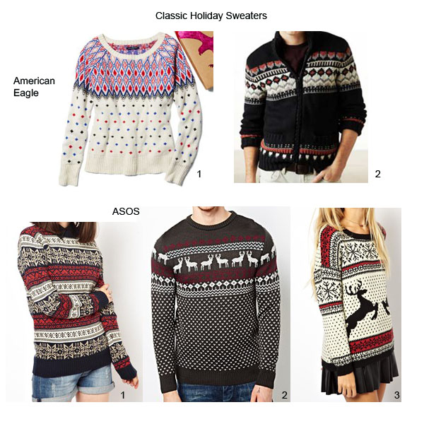 holiday sweaters 1