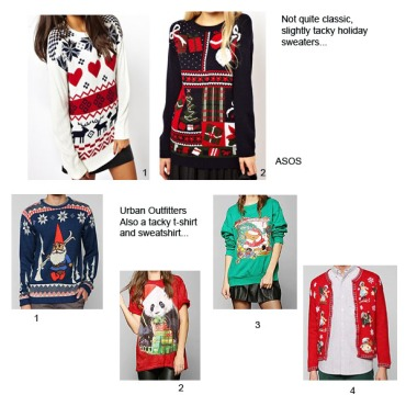 holiday sweaters 2